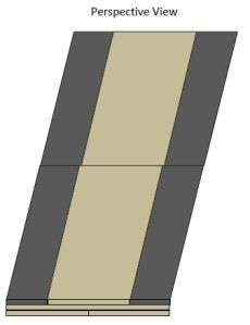 double platform perspective