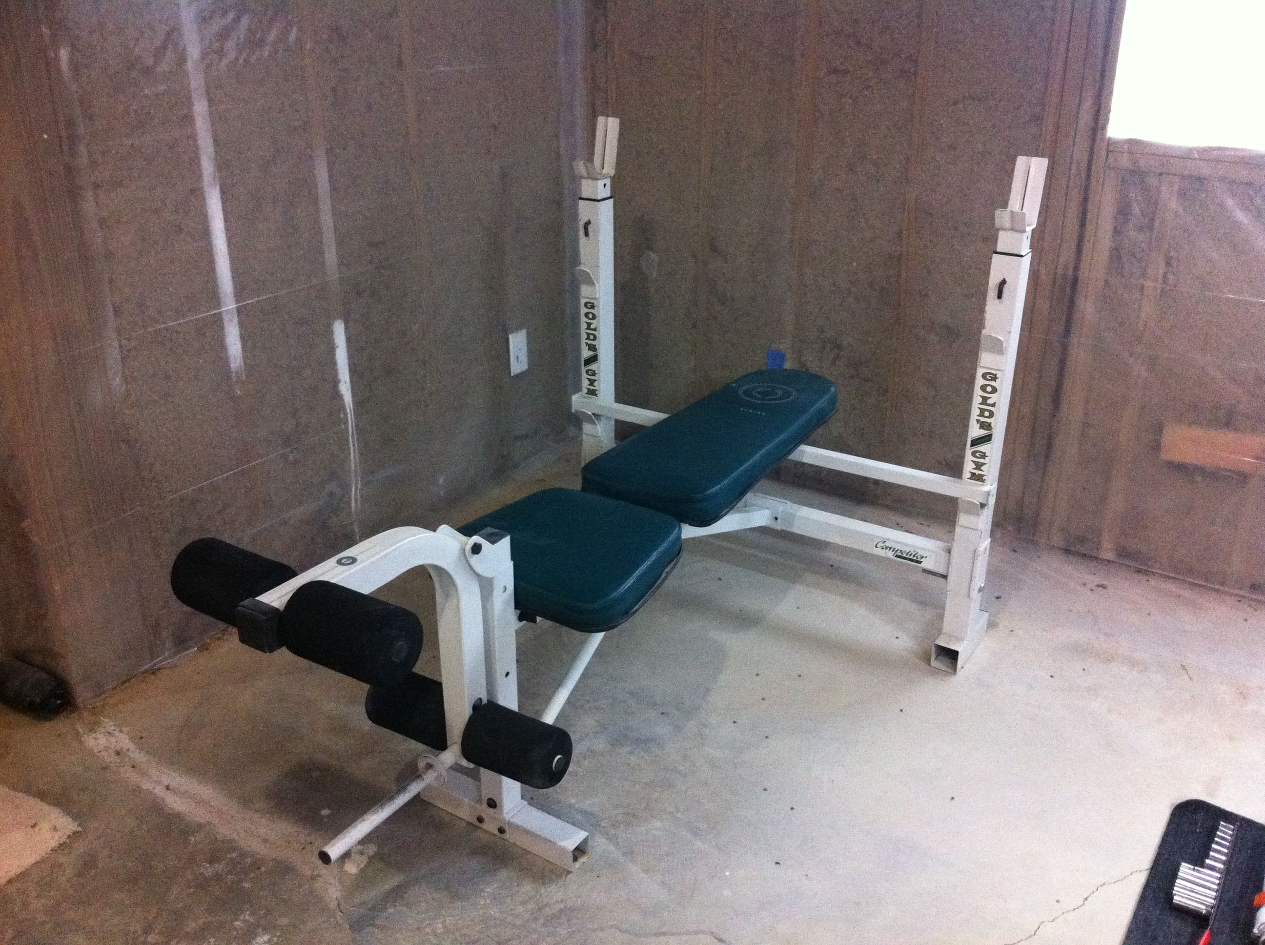 Garage gym specs price release date redesign