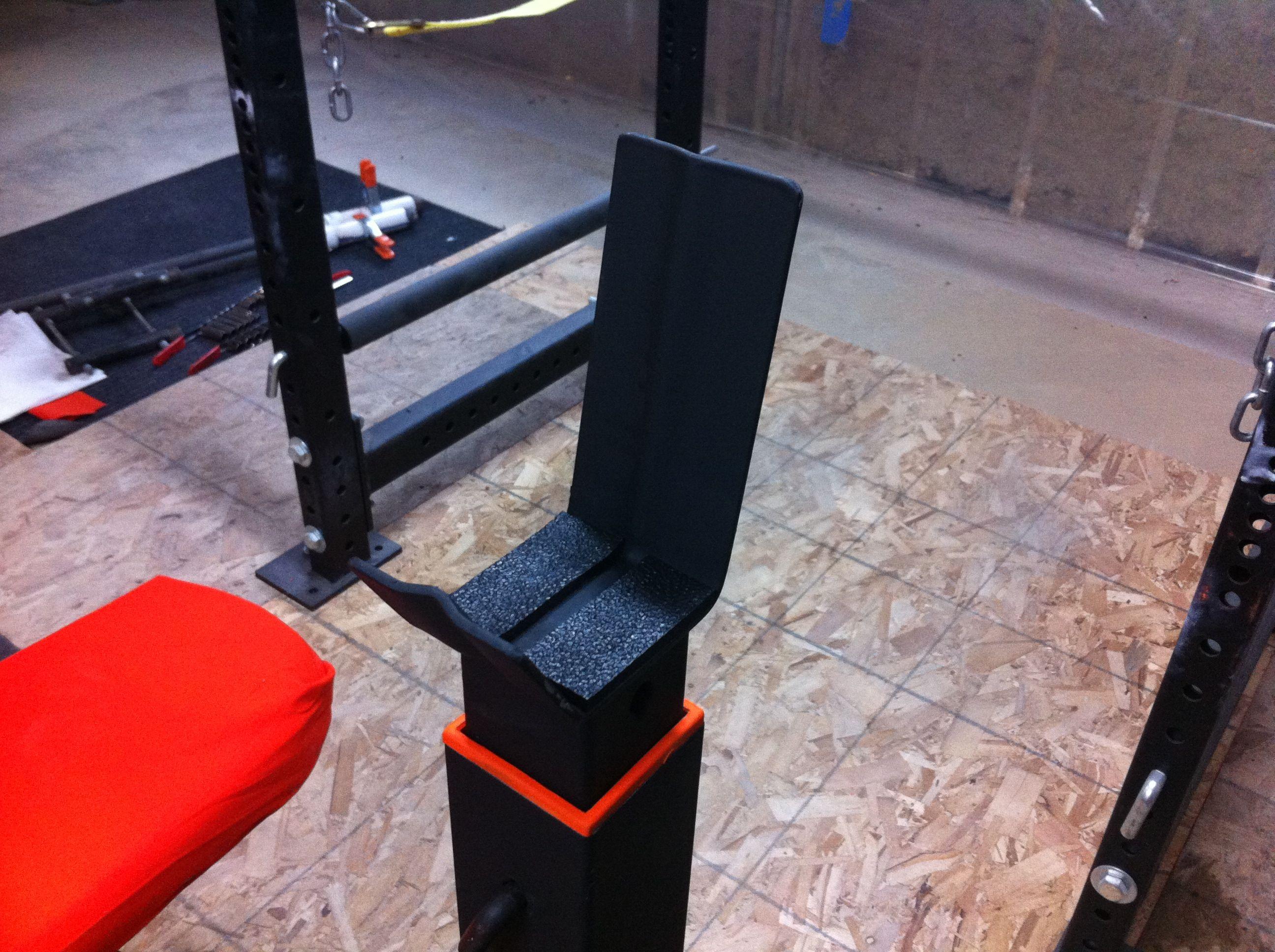 Refurbish a bench garage gym guy