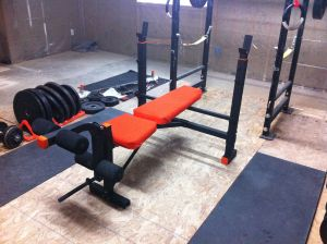 Refurbish A Bench Garage Gym Guy
