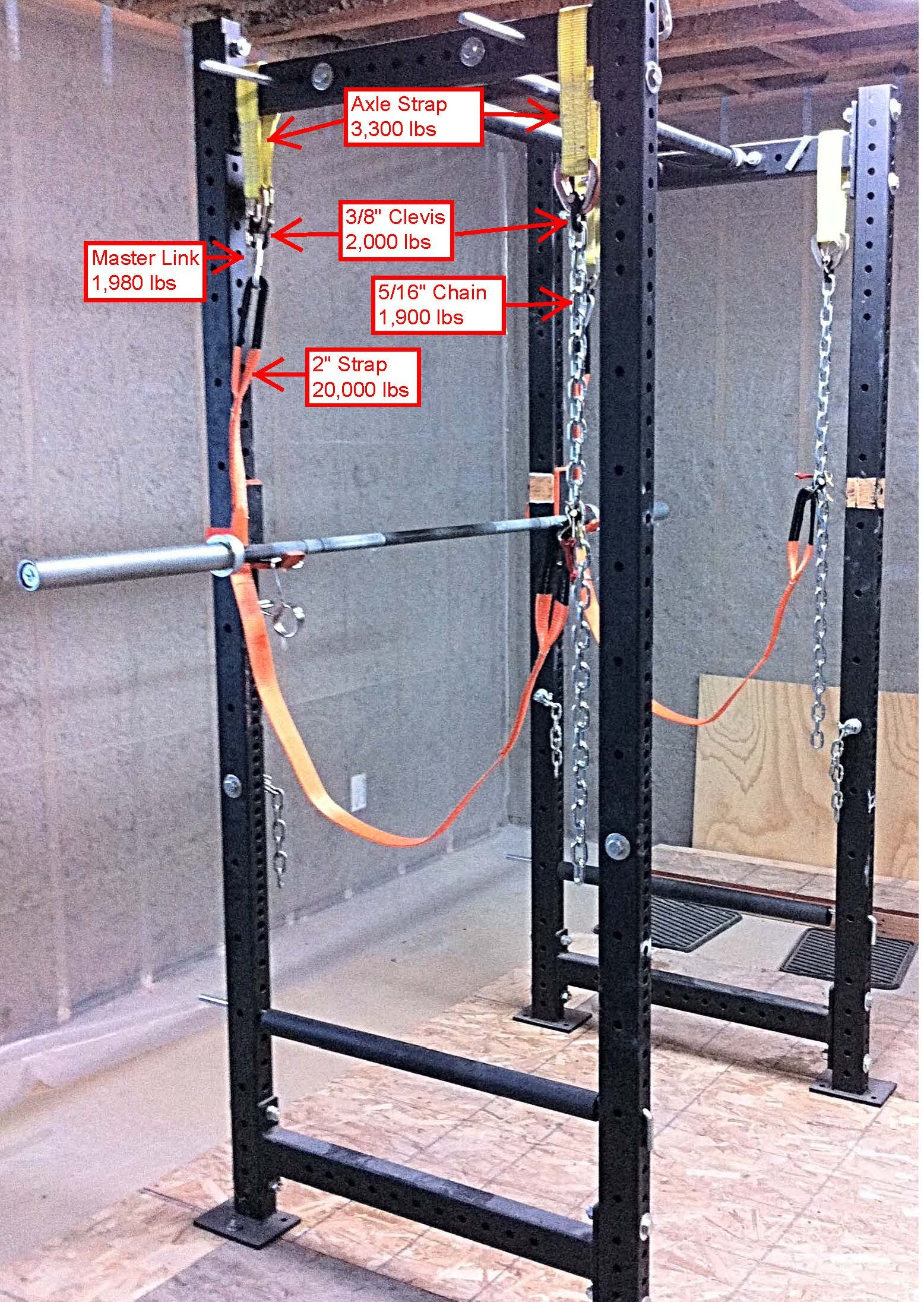 Homemade metal squat rack plans ftempo