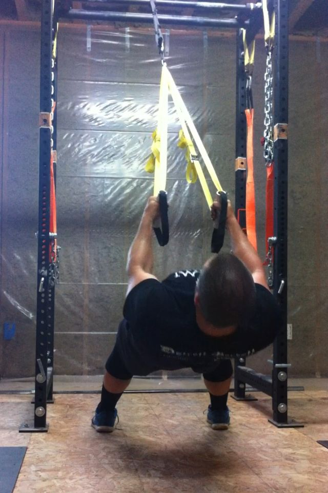 Homemade weight lifting straps ftempo