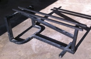 Square Steel Tube Frame