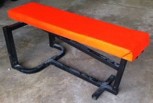 The Reinforced Bench