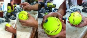 Cannonball / Grenade Ball Construction