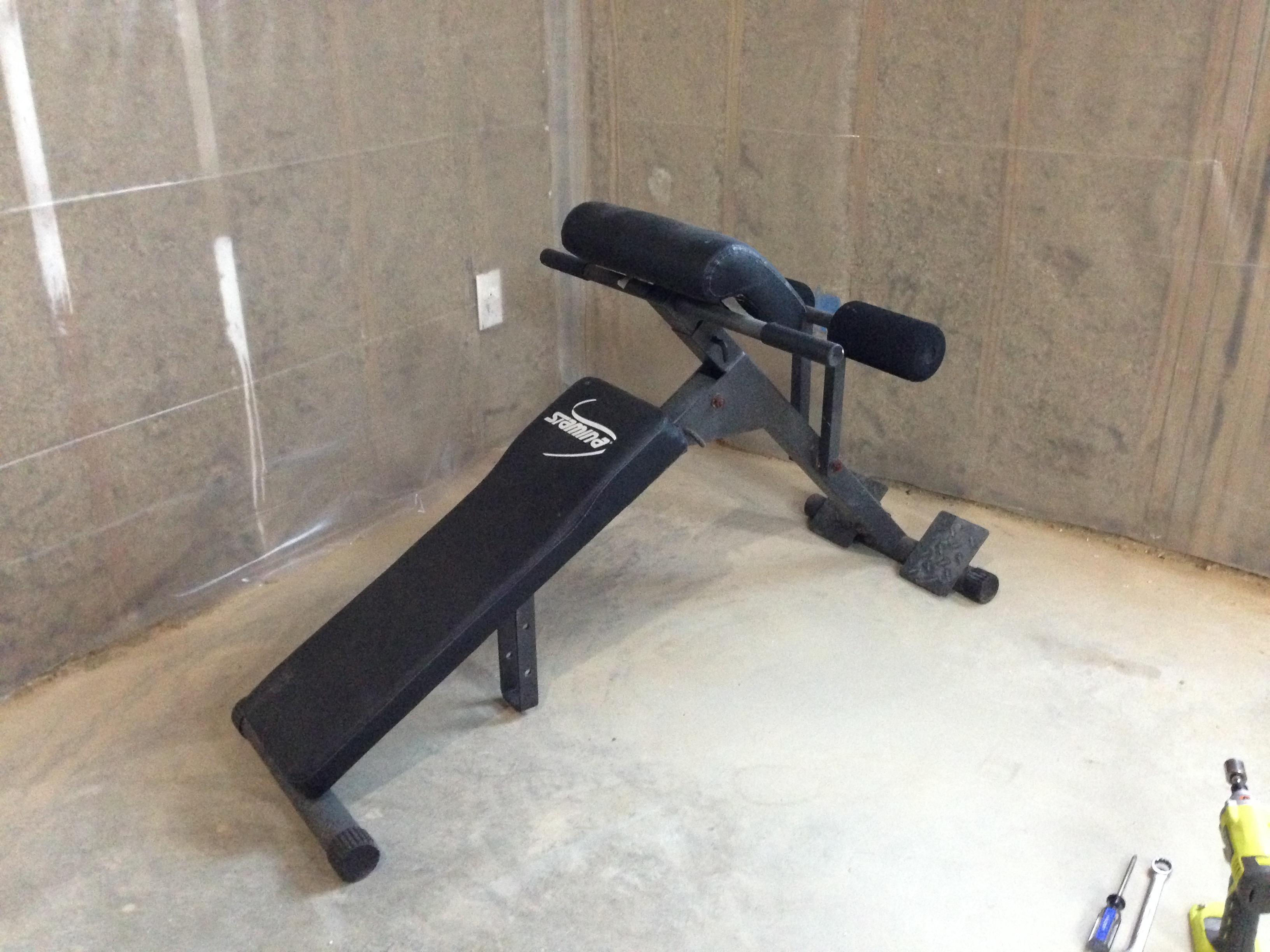 Diy garage gym guy
