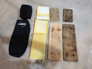 Refurbished Upholstery